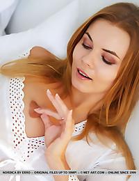 Nordica nude in erotic YERAN gallery - MetArt.com