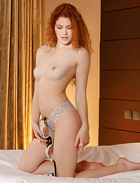 Adel C nude in erotic HASTO gallery - MetArt.com