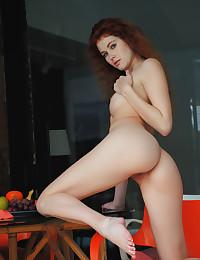 Adel C nude in erotic ASHNEY gallery - MetArt.com