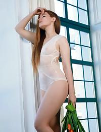 Anicka nude in erotic PRESENTING ANICKA gallery - MetArt.com
