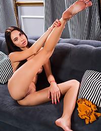 Dita V nude in erotic Style STUDENT gallery - MetArt.com