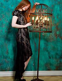 Anicka nude in glamour CANDELABRA gallery - MetArt.com