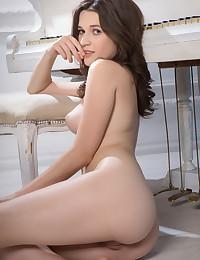 Serena Wood nude in erotic MUSICAL FANTASY gallery - MetArt.com