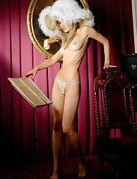 Gorgeous Nude Benefactress