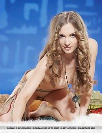 Womanly curves, perky nipples, gorgeous body, increased by delightfully engaging personality.