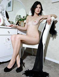 Elizabet naked in erotic SORALA gallery - MetArt.com