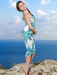 Tiara nude in glamour RITOME gallery - MetArt.com