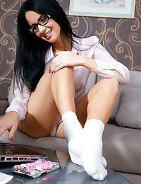 Lola Marron bare in erotic POALLIERI gallery - MetArt.com
