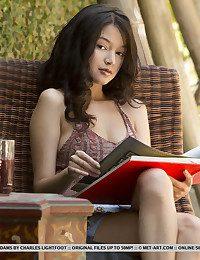 Eden Addams nude in erotic AMADURE gallery - MetArt.com