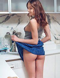 Barbara Vie nude in erotic ARMEDA gallery - MetArt.com