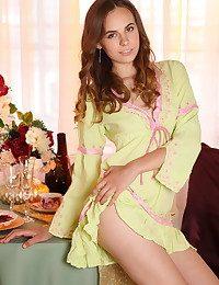 Gracie nude in erotic RILLOU gallery - MetArt.com