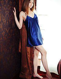 Kay J bare in glamour NEDSA gallery - MetArt.com