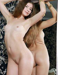 Vivian nude in erotic ORINA gallery - MetArt.com
