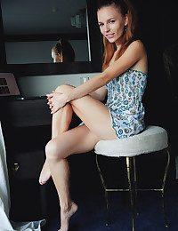 Sofi Shane bare in erotic LATHA gallery - MetArt.com