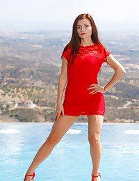 Berenice nude in glamour PLIDA gallery - MetArt.com