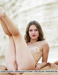 Clarice nude in softcore IMARTA gallery - MetArt.com