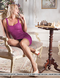 Sarika A naked in glamour MEARI gallery - MetArt.com