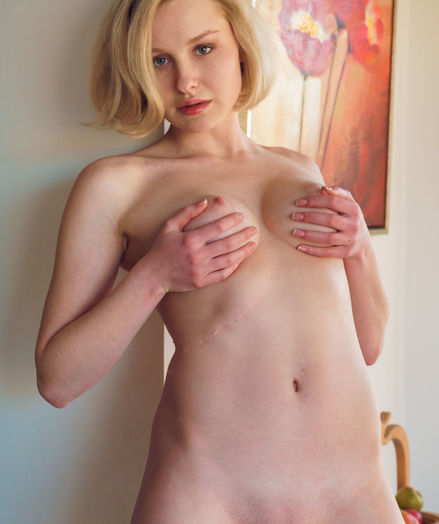 Kery nude in glamour APLYA gallery - MetArt.com