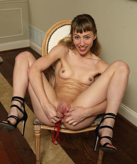 SHIRAZ PIZZAZZ with Ivy Wolfe - ALS Scan