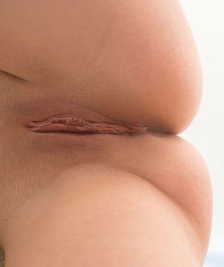 Dominika Jule naked in erotic PATIO VIEW gallery - MetArt.com