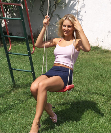 COITAL SWING with Dori - ALS Scan