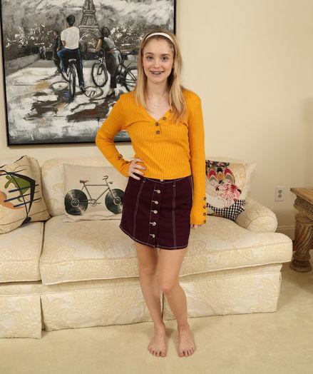 GOOD SENSATIONS with Anastasia Knight - ALS Scan